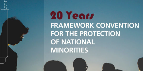 20th anniversary of the Framework Convention for the Protection of National Minorities